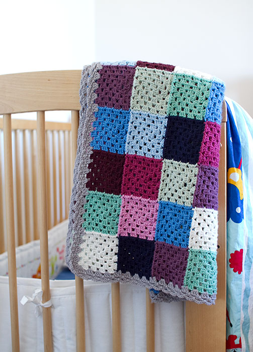 Baby baby blanket