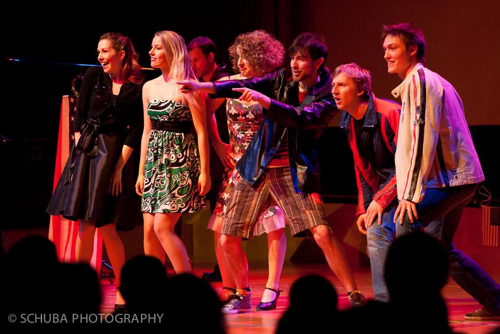 Musical Show - Einmal Broadway und zurück! - 22.03.2011
