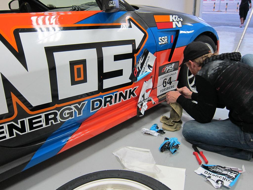 Formula D Qatar XDC Irwindale Mar 2011 168