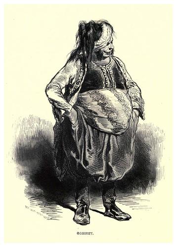 010-Gobinet-Le juif errant 1845- Eugene Sue-ilustraciones de Paul Gavarni