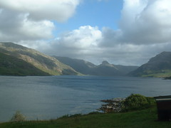 loch and mountains (Hairyscot) Tags: west coast scotland lochinver assynt unapool clachtoll clashnessie edrachillis