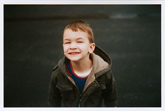 Anthony (davemihaly) Tags: portrait kids olympus35sp fuji400