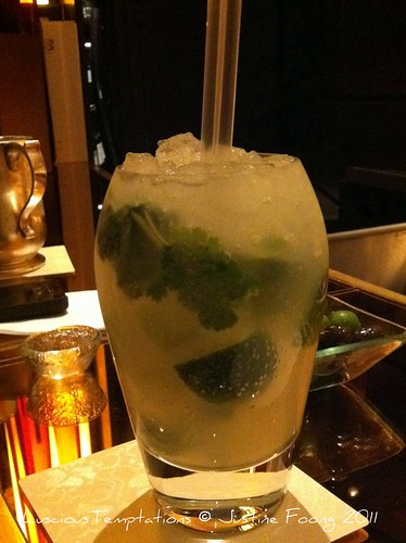 Thai Lemonade - The Bar, The Dorchester