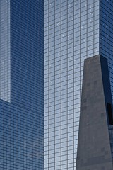 delftsepoort (Cybergabi) Tags: blue windows abstract building tower glass architecture grid rotterdam shapes stationsplein 5f delftsepoort gettyimagesbeneluxq2