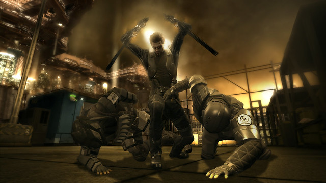 Deus Ex: Human Revolution for PS3