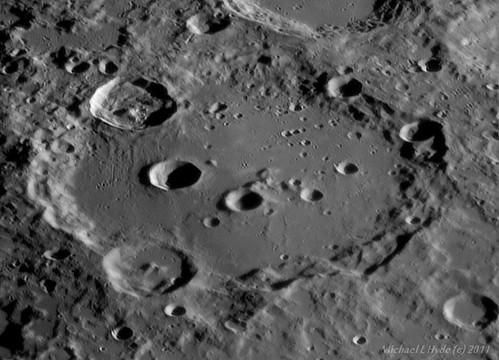 Clavius 050907 by Mick Hyde