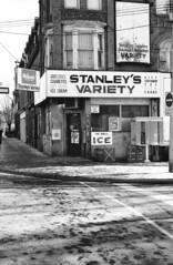 237 Gerrard St E - 3 - [February] 1980 (collations) Tags: toronto ontario architecture documentary vernacular streetscapes builtenvironment cornerstores conveniencestores urbanfabric varietystores