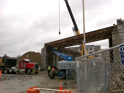 Richmond Street Overpass Demo