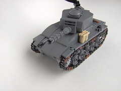 M24 Chaffee - 03 (Carpet lego) Tags: us tank allie lego wwii ww2 allies chaffee allied