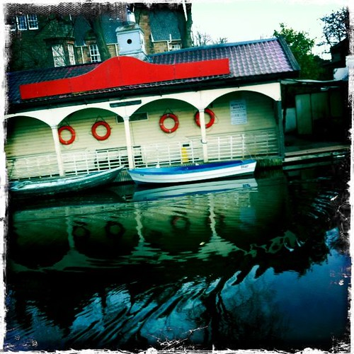 Ashley Boathouse Hipstamatic