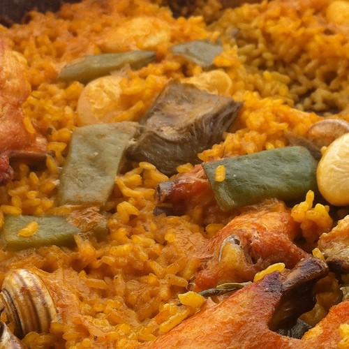 Paella Valenciana @ Dehesa De Jose Luis