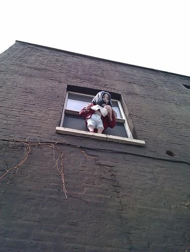 The Premises Studio window