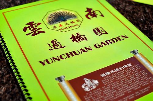 Yun Chuan Garden - Monterey Park