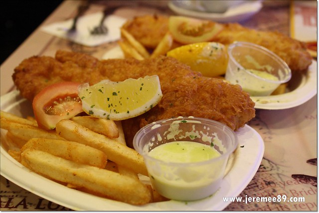 Manhattan Fish Market @ Gurney Plaza - RM6.99 Fish N Chip 2