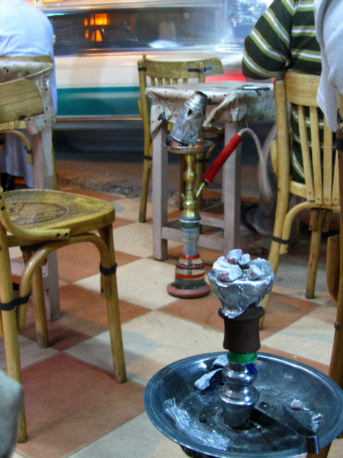 Egyptian Sheesha