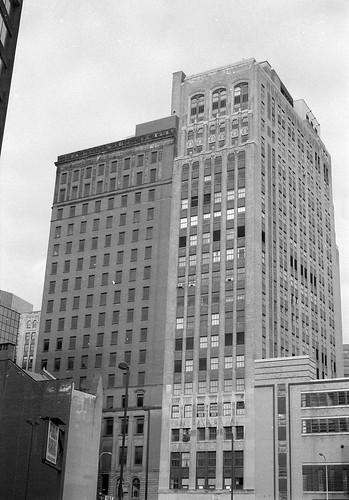Downtown Albany skyscraper