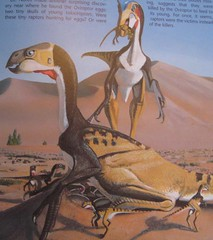Raptors! The Nastiest Dinosaurs - Page 29 Painting by Dave Peters