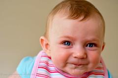 sweet'n'sour (Fatu Photography) Tags: portrait baby girl 50mm nicole infant tears cry tear f18 lightroom vivienne fatu d90