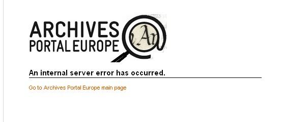 archivportal_europa_error