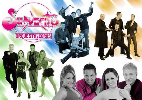 Suavecito 2011 - Orquesta - cartel