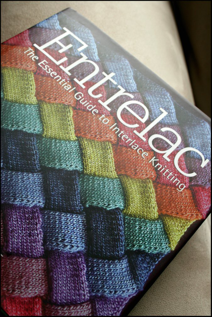 Week 3: Book Review: Entrelac   Never Not Knitting