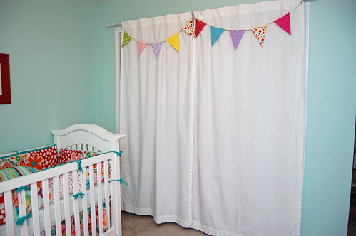 Nursery - Closet