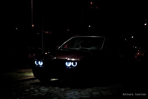 Nelegāls BMW