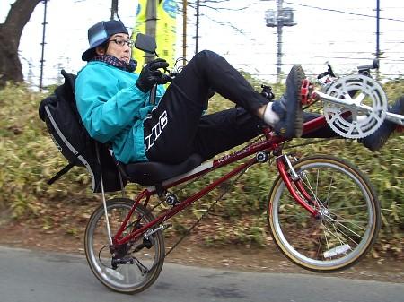 Wheelie with Rans Rocket (2005.02.09)