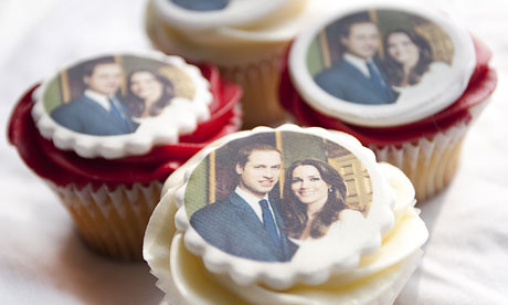 5602990554 6e69d6cacb Royal Wedding, British Cupcakes for Prince William and Kate Middleton   Or the Queens Jubilee!