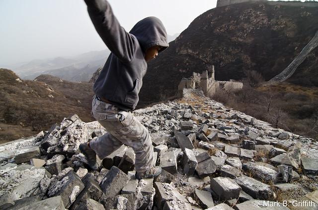 Skipping the Wall Fantastic