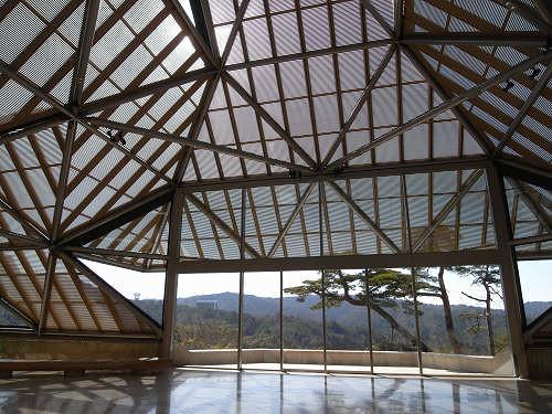 「長沢芦雪」特別展開催中『MIHO MUSEUM』@滋賀県甲賀市