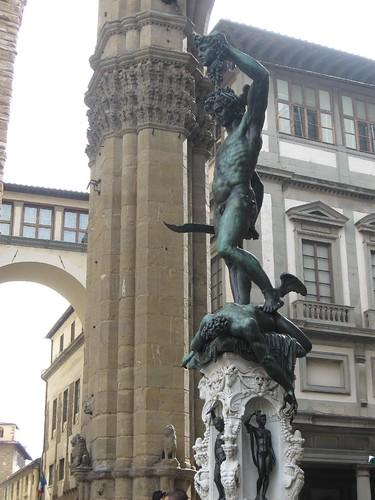 Perseo y la Medusa