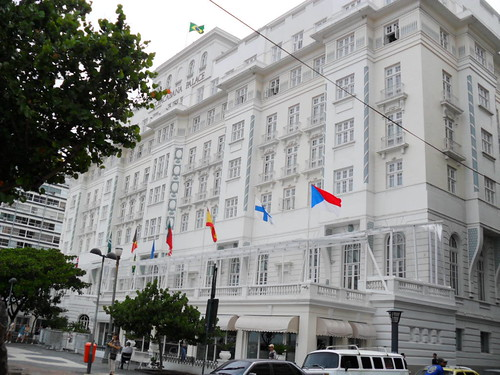 Copacabana Palace by Everson Cavalcante