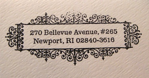 Return address stamp 2