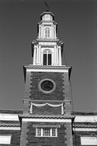 Hamilton College Chapel front view