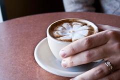 211 (renidemus) Tags: milk cafe hand ring cappuchino