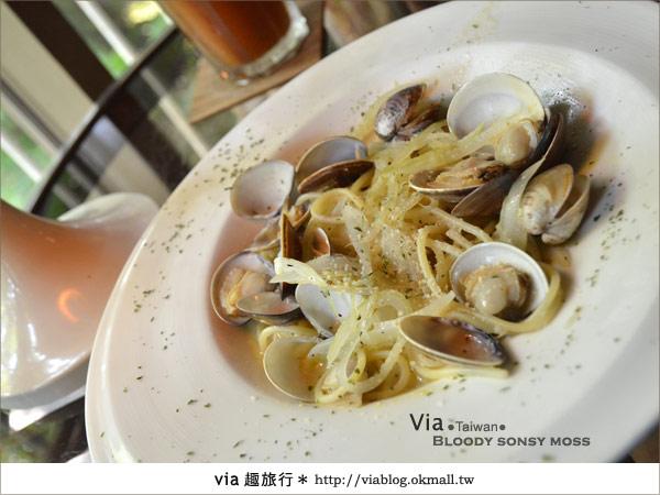 【台中一中街】一中街巷弄慢遊~Bloody sonsy moss特色餐廳!28