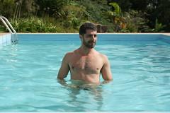 (emersonarte) Tags: boy man cold water água naked emerson agua piscina homem frio pelado brito napiscina emersonbrito