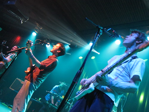 British Sea Power, the Independent, 04-07-11