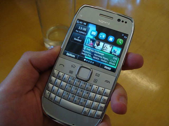 whatsapp nokia e6