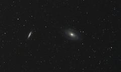 M82 with M81 (Fabiuzzo77) Tags: field night known is or cluster ngc wide natura canes campo fotografia m3 largo astronomia constellation astrophoto telescopio globular 5272 galassie venatici astronomica also Astrometrydotnet:status=solved Astrometrydotnet:version=14400 Astrometrydotnet:id=alpha20110498018663