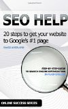 SEO Help: 20 Search Engine Optimization steps to get your website to Google