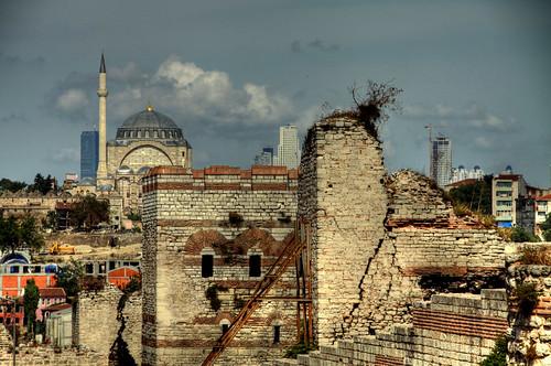 Justinian' Walls