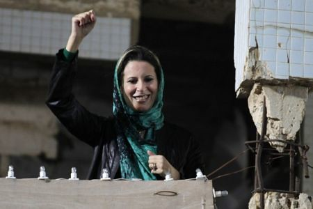 Aisha Gaddafi, the daughter of Libyan leader, Muammar Gaddafi, says that asking her father to leave office and the North African state is an insult to all citizens of the country. by Pan-African News Wire File Photos