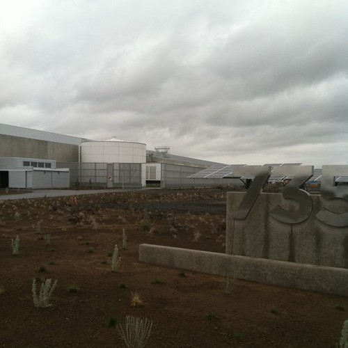 Facebook's new datacenter. Huge!