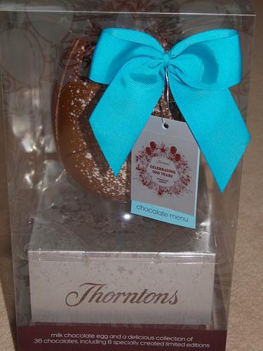 Thorntons Jubilee Easter Egg