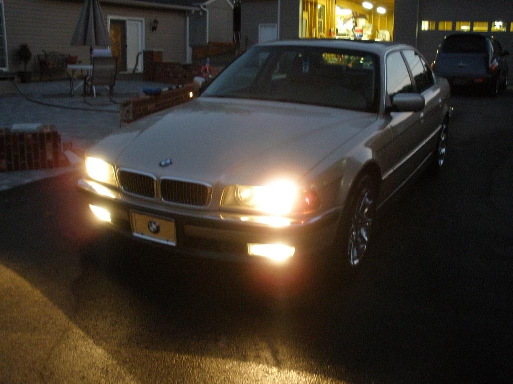BMW E38 Club - Фотоподборочка №9 на 13.06.2011 (Глазам на радость) (100 фото)