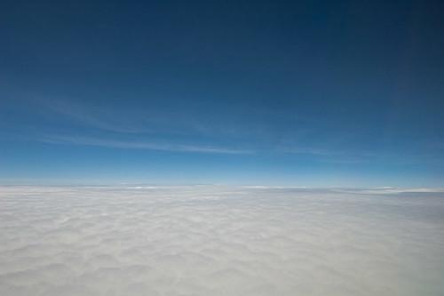 228/365 En un mar de nubes