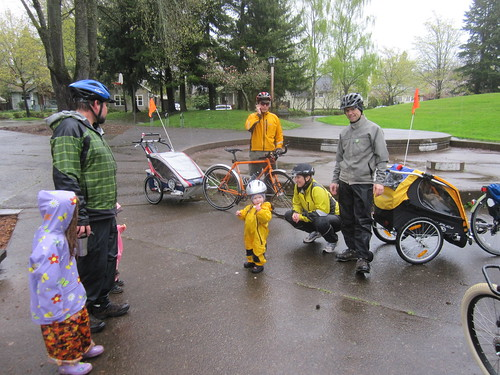 April [Showers] Kidical Mass