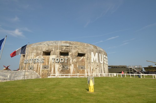 Museum Batterie Todt, Audinghen, France